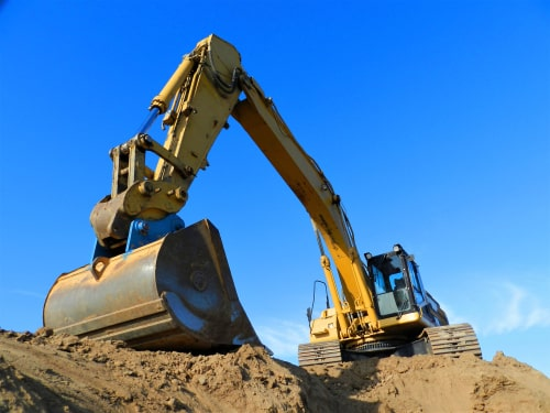 Land clearing must be done by experienced and qualified contractors.