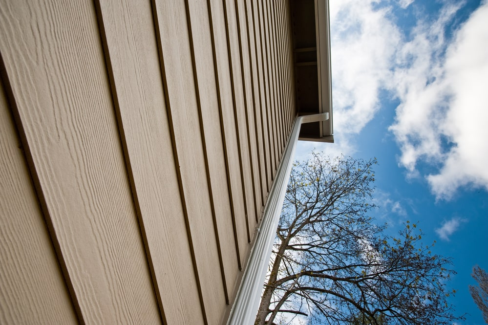 Composite siding offers energy-efficiency features